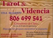 TAROT & VIDENCIA 806 499 541