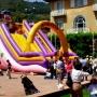 Parques infantiles - atracciones y actividades festivas