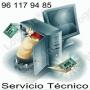 REPARACION DE ORDENADORES VALENCIA 96 117 94 85 ORDENADORES
