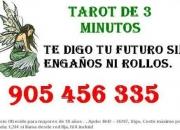 TAROT PUNTUAL EN SOLO 3 MINUTOS -