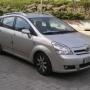 Toyota Corolla Verso Sol