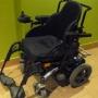 silla de ruedas a motor electrico para minusvalido