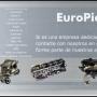 RECAMBIOS , Repuestos , DESGUACES : Anuncia tu Empresa y tu Stock con www.europiezas.com