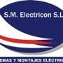 ELECTRICISTAS PROFESIONALES Gran Canaria S.M. ELECTRICON S.L.