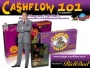 cashflow 101 + 202 juego de mesa tablero en español,  + 11 cd´s