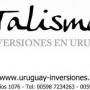 Uruguay vendo campo