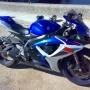 vendo suzuki gsxr 600 cc del 2007