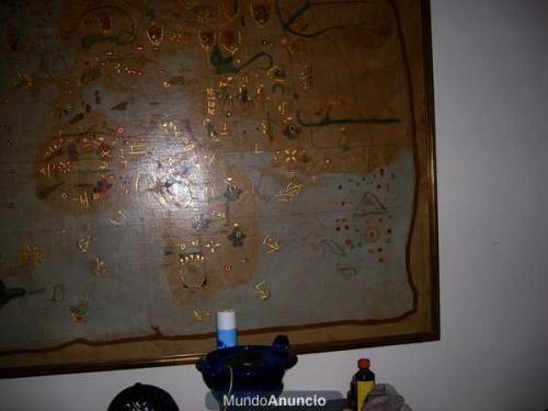 Mapas de juan de la cosa
