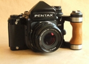 CAMARA FOTOGRAFICA PENTAX 6X7 ,800€