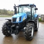 2008 New Holland T6030 Delta Electro Command, 25900 Eur