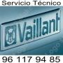 VAILLANT  VALENCIA 96 117 94 85 SERVICIO TECNICO VALENCIA