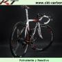 Nuevo Cuadro de Carbono Monocasco Modelo 368 de CKT