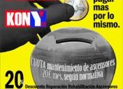 Montajes de ascensores en barcelona 20% descuento kony.es