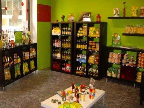 Comida mexicana y tienda - productos mexicanos -