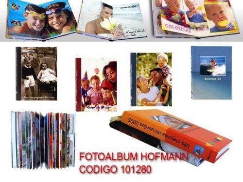 Codigo hofmann 101280 album digital valencia españa ampliarte