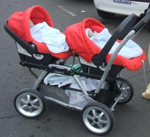 Accesorios Para Bebes Gemelos.Se Vende Carro Para Gemelos Buen Estado En S C Tenerife