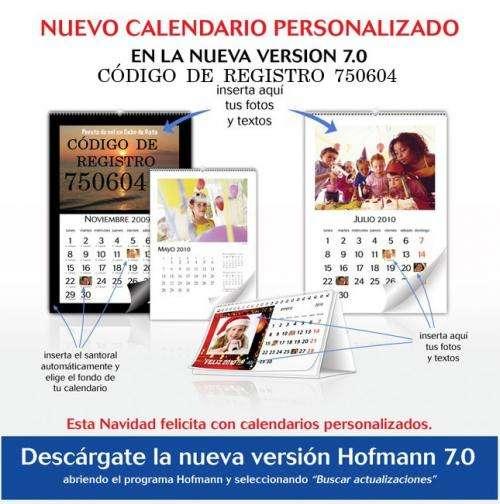 Codigo hofmann 750604 album de fotos con telefono de consultas 91 110 31 31