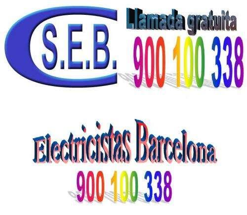 Electricistas barcelona tel. 900 10 03 38 instalaciones llamada gratuita 16 % descuento
