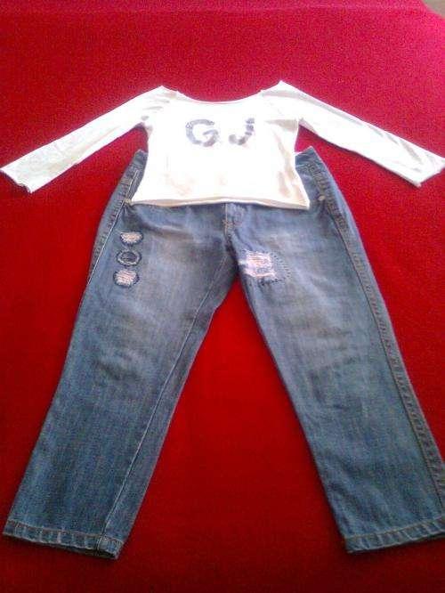 Vendo ropa chica segunda mano