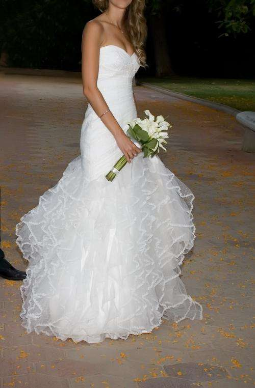 Vendo traje de novia pronovias 08/09