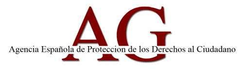 Agencia española de protección de los derechos al ciudadano