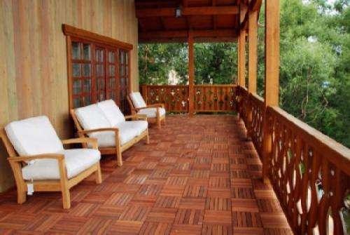 Fotos De Casas De Madera Pergolas Terrazas De Madera Parqu