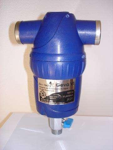 Filtro para el agua, la solución para la cal e impurezas