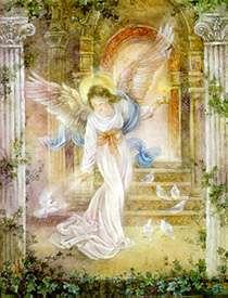 Tarot arcangel gabrielle