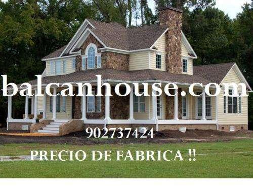 Casas de madera, casas prefabricadas, fabricantes casas de madera, oferta