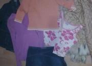Lote de ropa seminueva chica/ niña en perfectas condiciones