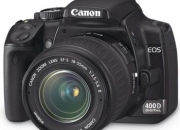 Canon EOS 400D / Rebel XTi Digital Camera with 18-55mm Lens