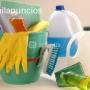 Busco trabajo (planch y limpieza)