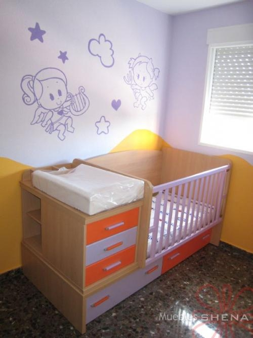 Muebles infantiles shena