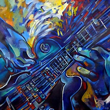 Guitarrista busca orquesta