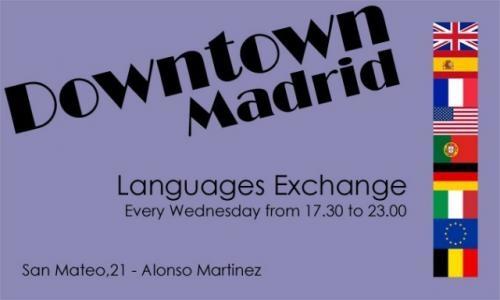 Intercambio de ingles, frances, español,......gratis
