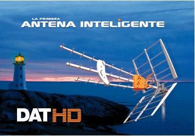 "Se vende antena tdt-dathd inteligente ""televes"""