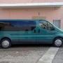 furgoneta Nissan Primastar carroceria larga 140cv 2500cc