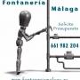 Servicios de Fontanería en Málaga