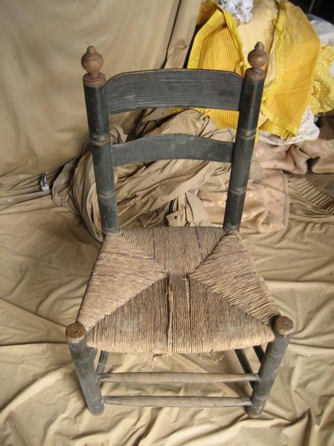 Fotos de Silla antigua para restaurar 1