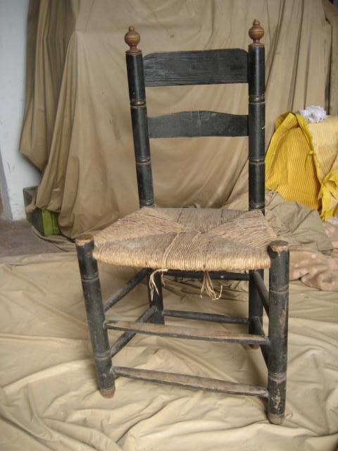 Fotos de Silla antigua para restaurar 2