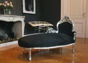 Chaise Longue en estilo Barroco