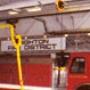 Parque de Bomberos y Vehículos de Emergencia