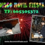se ofrece dj disc jockey disco movil para restaurante en barcelona