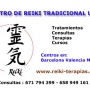 CENTRO DE REIKI TRADICIONAL USIU TRATAMIENTOS Y CONSULTAS