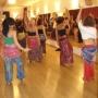 Danza Oriental este verano en ESCUELA SARABI