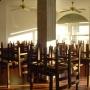 restaurante totalmente montado