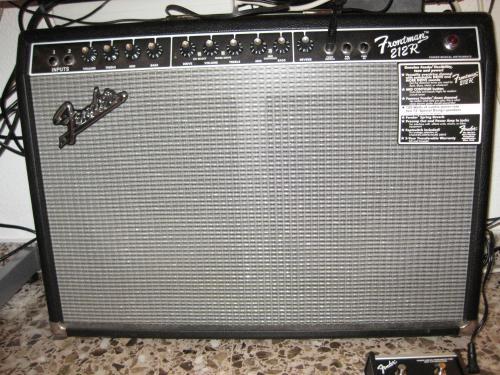 Amplificador fender nuevo