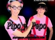 ANIMACION INFANTIL EN MALAGA CON LOS PAYASOS PIPO Y PEPO