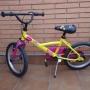 Bicicleta de niño/a 4-7 años