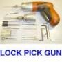 pickgun de cerrajero